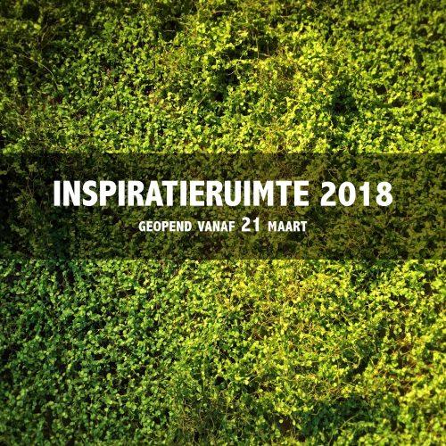 Inspiratieruimte 2018 - Ernst Baas Tuininrichting