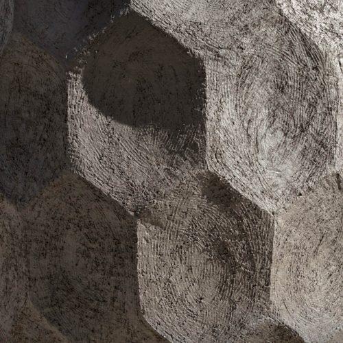 Atelier Vierkant - AUO serie By Osiris Hertman - Honingraatstructuur