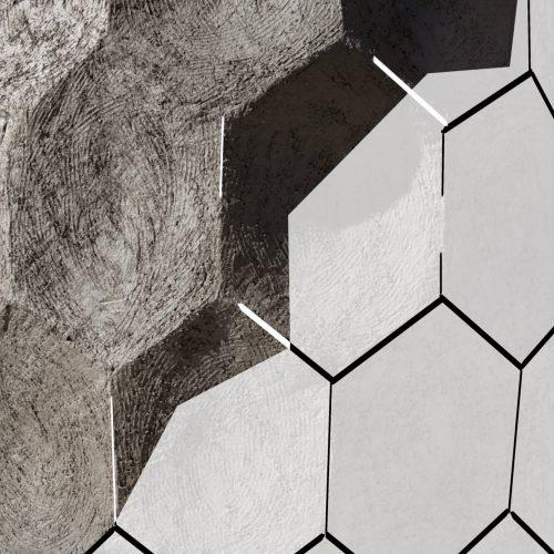 Atelier Vierkant - AUO serie By Osiris Hertman - Honingraatstructuur Dutch Design