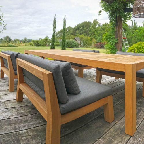 Luxe Piet Boon Outdoor Dining set