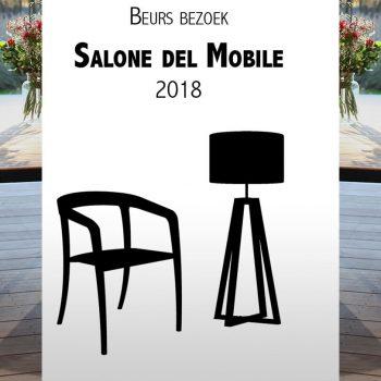 Tuinmeubels Salone del Mobile 2018