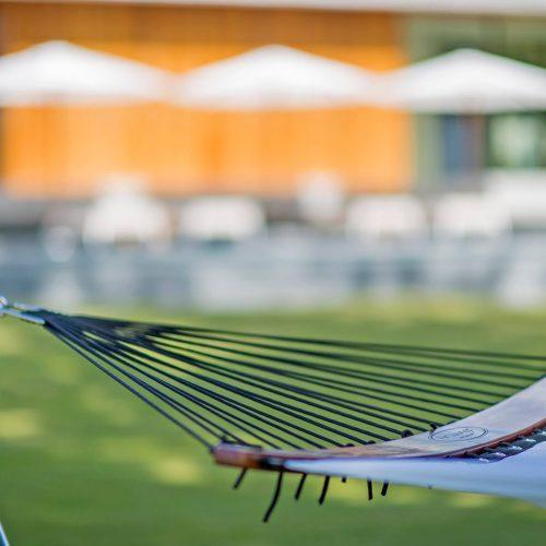 Subliem ligcomfort met Tuuci Air Lounge - Exclusief hangmat voor de buitenruimte