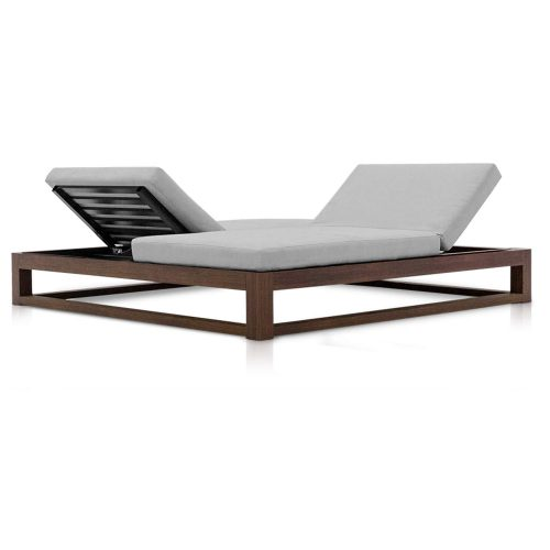 Tuuci - Equinox Double Chaise Lounge - Face to Face