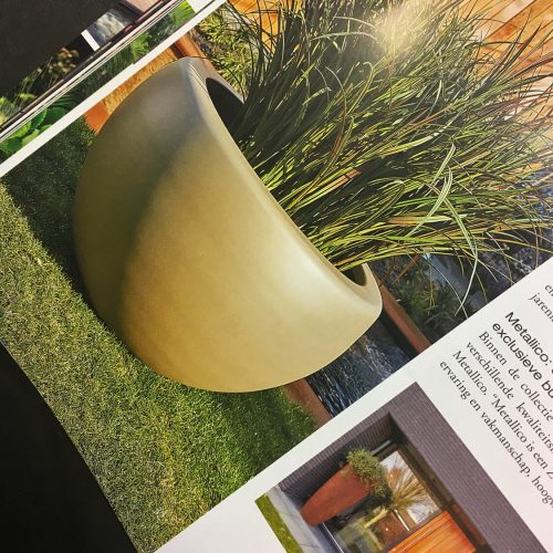 the art of living - Outdoor Living - Metallico