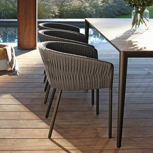 Royal Botania Twist met outdoor tafel
