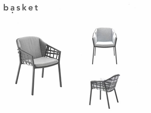 Solpuri Basket - Diningchair