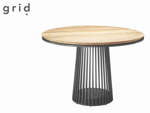 Solpuri Grid diningtable