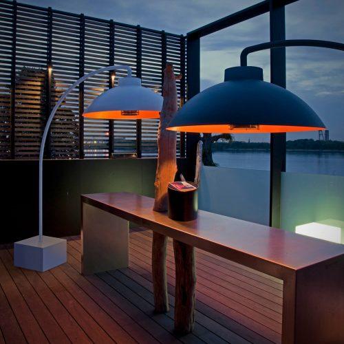 Heatsail Dome designlamp