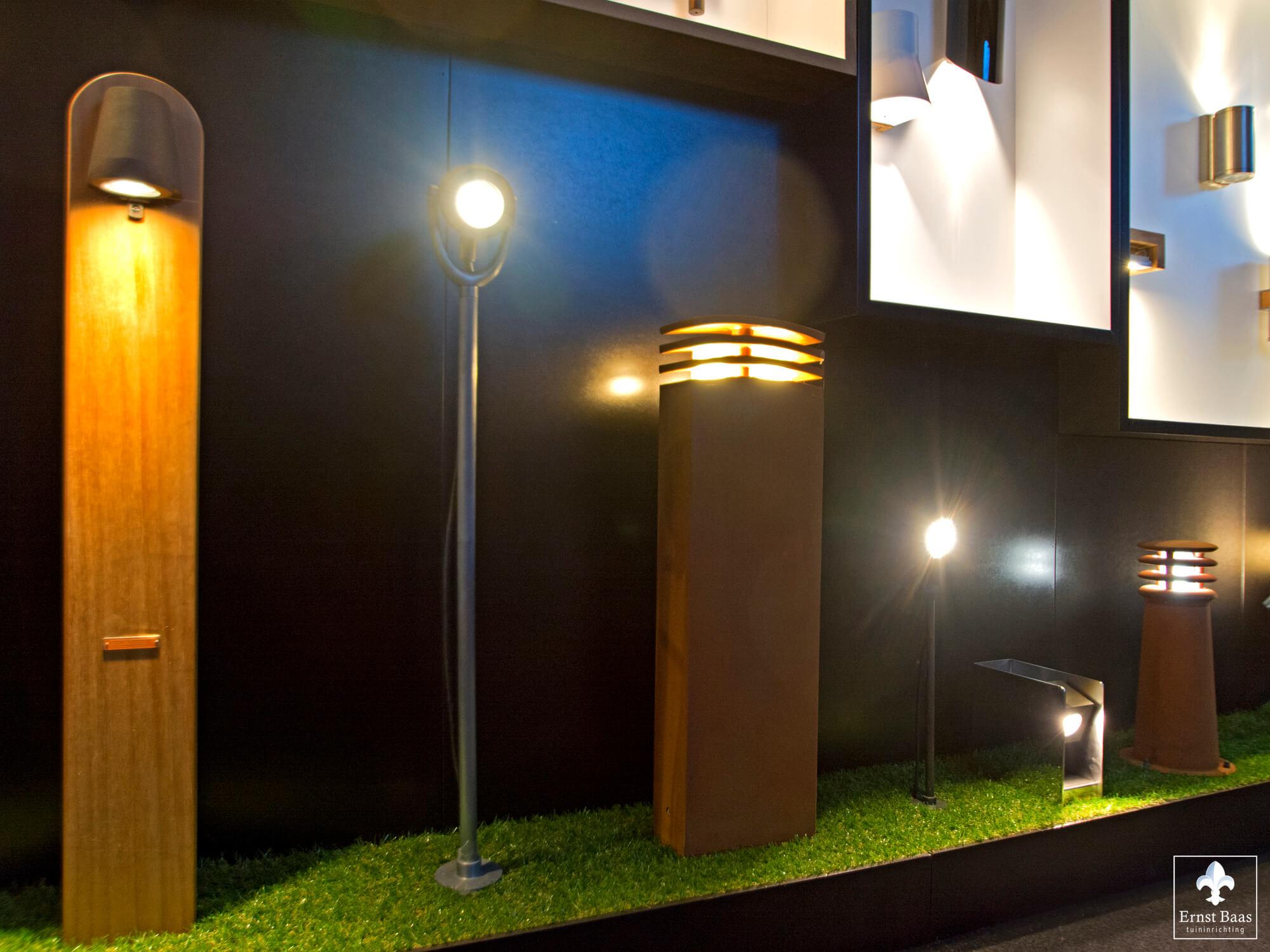 Royal Botania Staande lampen - verlichtingserie