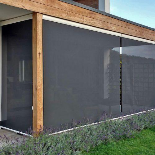 Windscherm en Terrasscherm van LuxxOut