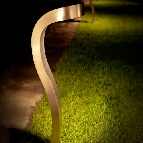 Royal Botania Cobra - RvS tuinverlichting
