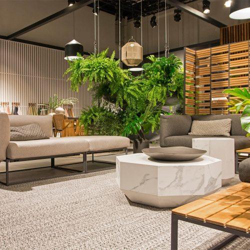 Gloster Maya lounge Bijzettafel GEM