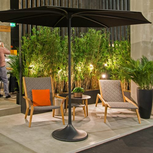 Royal Botania Vita Lounge Palma parasol
