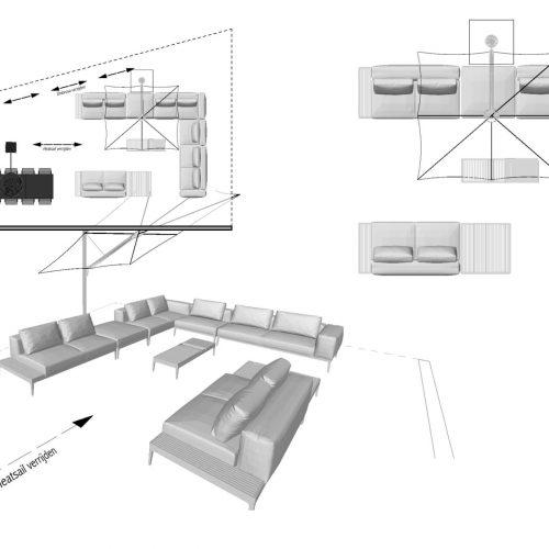 Terrasadvies Gloster lounge Den Haag