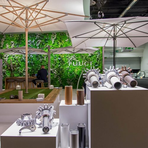Tuuci imm Cologne 2019 Stand