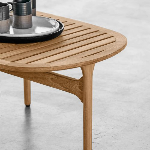 Bay Coffee table - Gloster