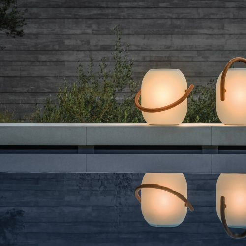 Gloster Ambient Lighting - Cocoon