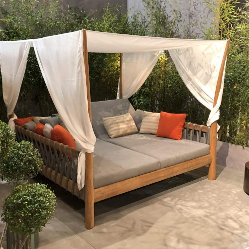 Royal Botania Tuskany daybed - Salon del Mobile