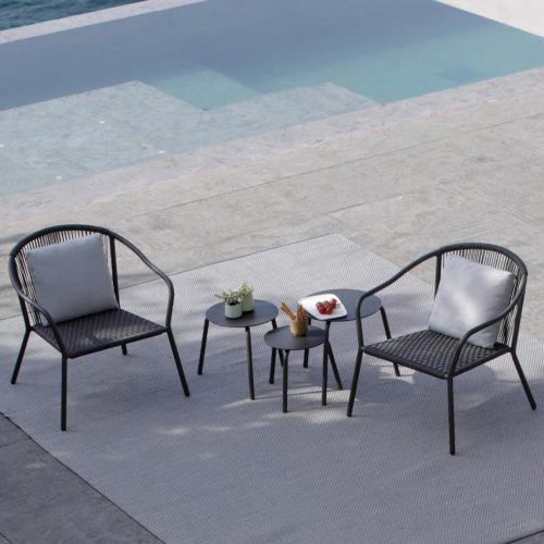 Royal Botania Samba Relax chair - Swimingpool
