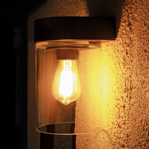 Royal Botania - Tesla Wall light - Clear glass