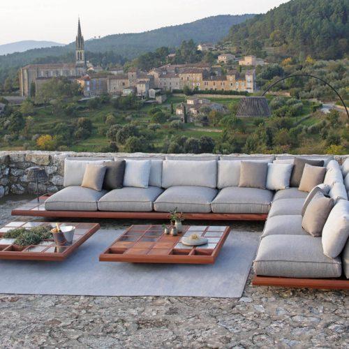 Mozaix lounge - lounge bank