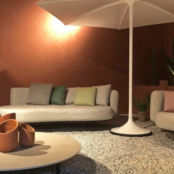 Organix lounge serie by Royal Botania