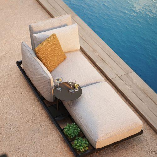Royal Botania Mozaix Lounge Alu