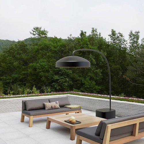 Disc terras heater Piet Boon - By Heatsail