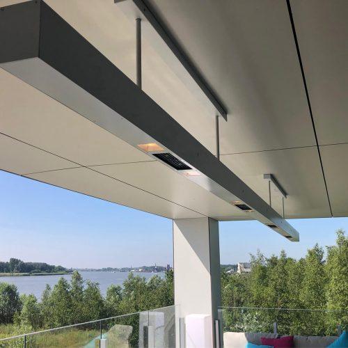 Heatsail Beem balkon dakterras