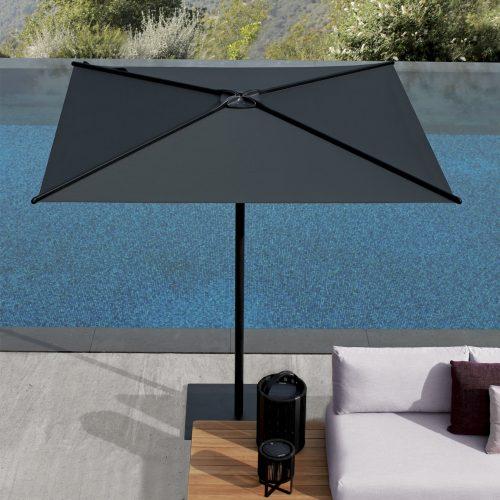 Oazz parasol veierkant Royal Botania