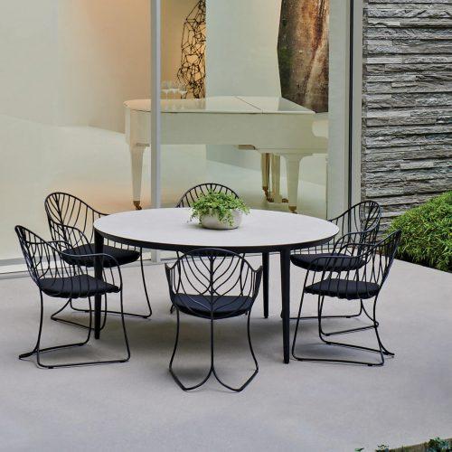 Royal Botania Folia met U-Nite tafel