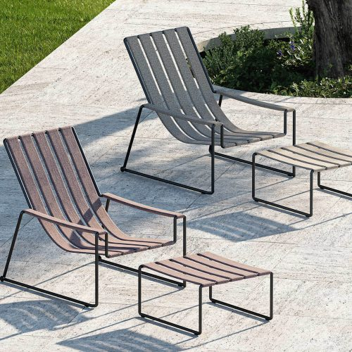 Strappy Sunloungers Royal Botania